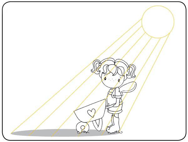 Copic Colouring – Advanced Shadows part 1