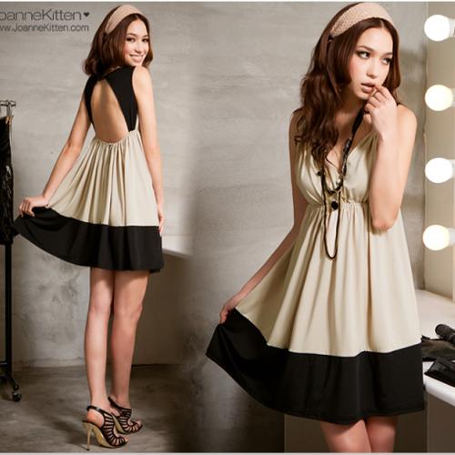 Sexy Party Kleid rückenfrei Abendkleid Kleider | rückenfreie Kleider ...