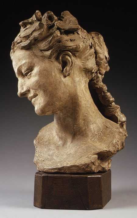Photo of Bacchante with lowered eyes | Jean-Baptiste Carpeaux | 11.10 | Work of Art | Heilbrunn Timeline of Art History | The Metropolitan Museum of Art