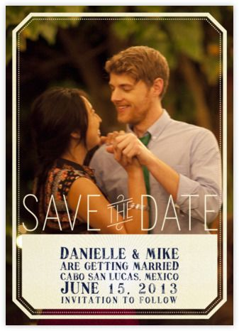 free online save the dates passport ready photo paperless post