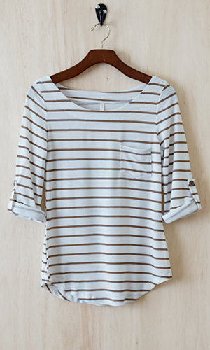 (http://www.shopconversationpieces.com/perfect-everyday-shirt-mocha-on-white/)