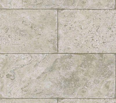 Pewter Taupe Grey Stone Block Limestone Tile Wallpaper 5522723 Stone Tile Wall Grey Stone Tiles Beige Stone