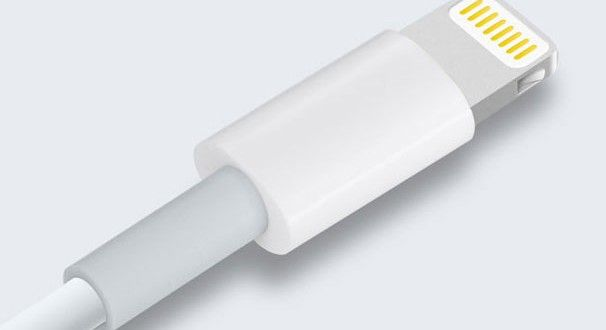 Copia de conector Apple Lightning podrá funcionar como original http://www.audienciaelectronica.net/2014/11/19/copia-de-conector-apple-lightning-podra-funcionar-como-original/