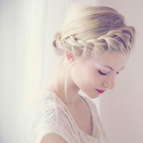 Peinados de novia modernos para hacer tú misma - ideas Peinados de