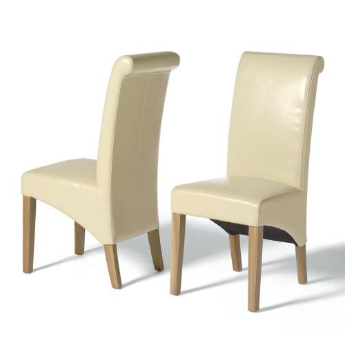 Room Leather Dining Chairs