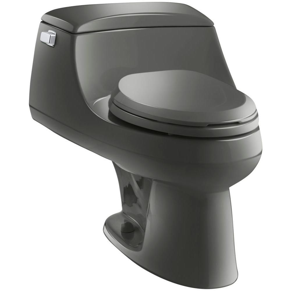 Kohler San Raphael 1 Piece 1 6 Gpf Single Flush Elongated Toilet