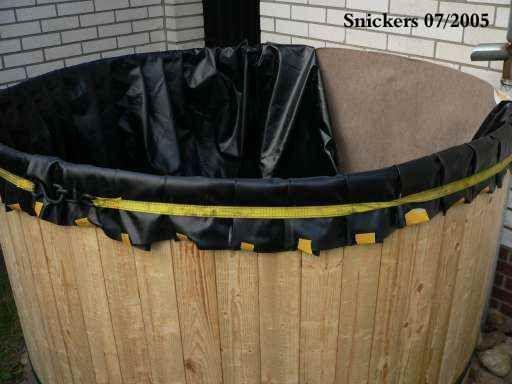 Fabriquer un récupérateur du0027eau de pluie en bois avec des palettes
