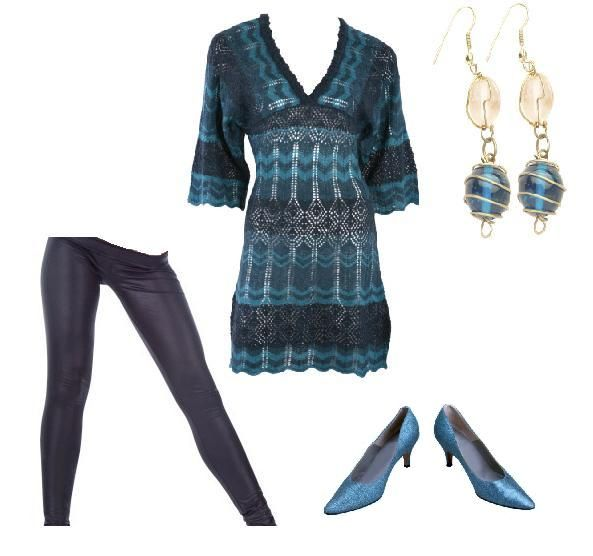 Wear These Tunics With Leggings to Make Your Style Game Stronger ...
