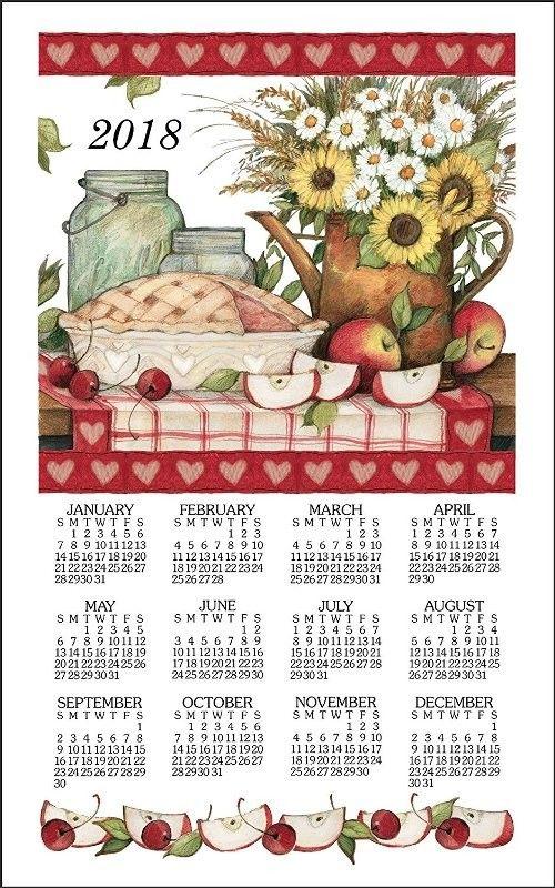 87+ Fascinating 2018 Printable Calendar Templates Pinterest