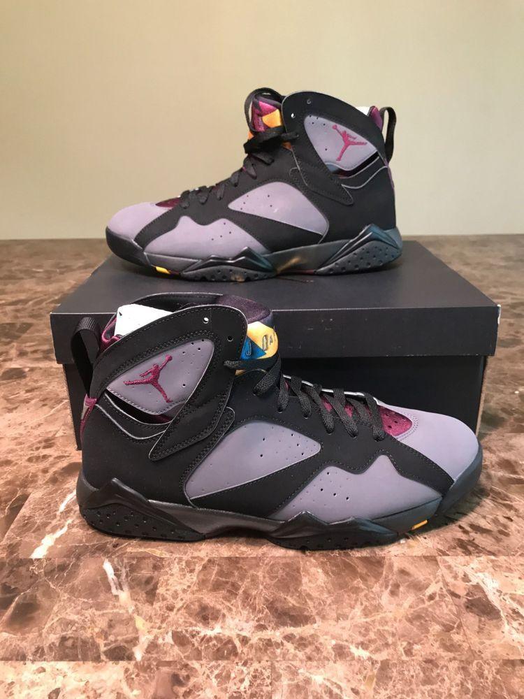 buy online 8f605 0500f Mens Air Jordan Retro 7 Bordeaux Size 10 #fashion #clothing ...