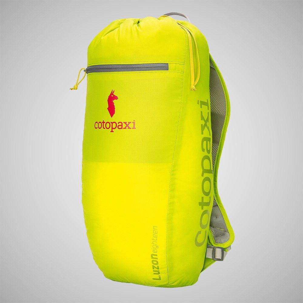 a2c3e27466 Luzon 18L Daypack - Citrus Yellow