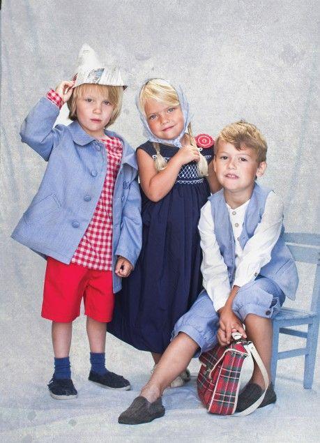 Siblings, cuties, kids, children, sailor, memini, children's wear, kids style, kids fashion