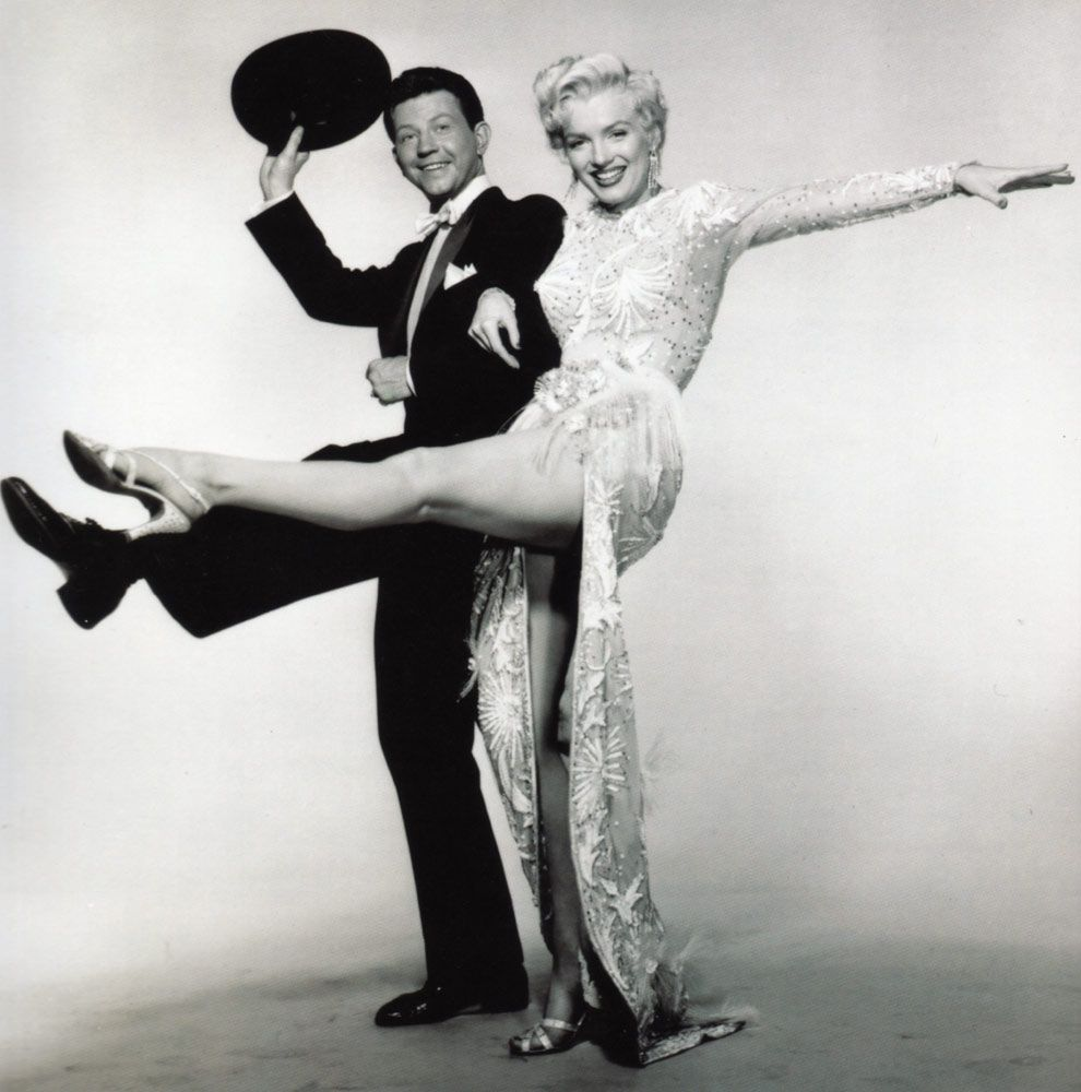 Example Of A Thesis Essay Marilyn Monroe And Donald Oconnor In A Publicity Photo For Theres No  Business Like Show Business  Sample Business Essay also Topics For An Essay Paper Marilyn Monroe And Donald Oconnor In A Publicity Photo For Theres  Sample Of An Essay Paper