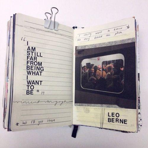 20 Diarios Que Te Inspirarán A Escribir Todo Lo Que Pasa Por Tu Cabeza Ideas De Diario Cuadernos De Bocetos Páginas De Revistas