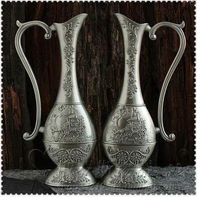 Simples vasos vaso de flor vasos de decoração para casa artesanato de metal HP005 em Vasos de Casa & jardim no AliExpress.com | Alibaba Group