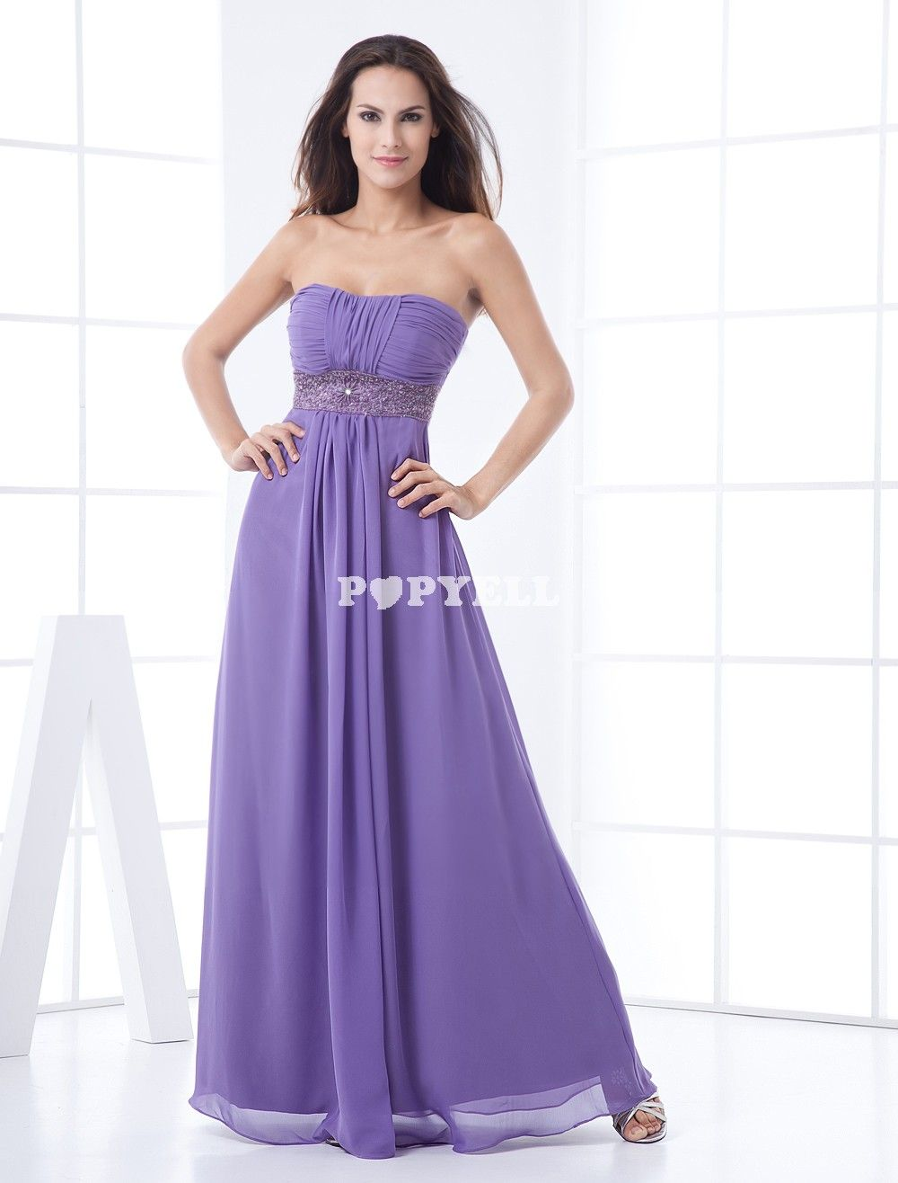 robe #demoisellehonneur Robe demoiselle d\'honneur taille empire ...