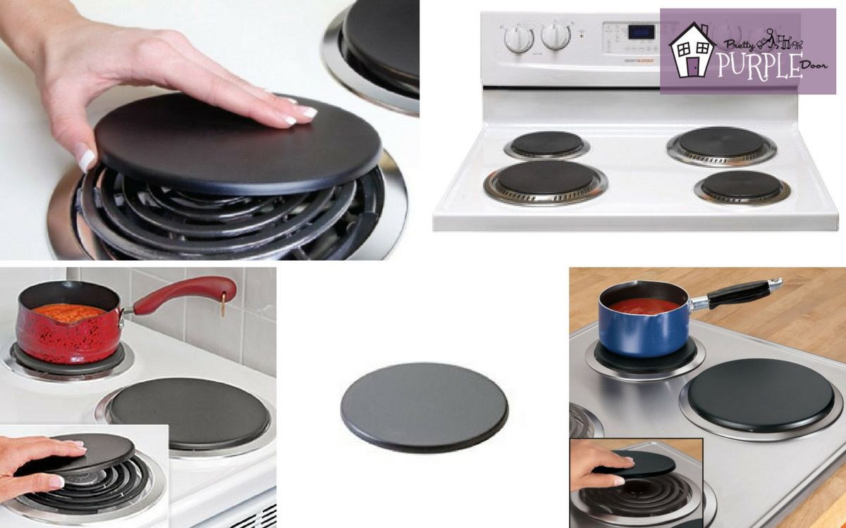 Heat Plates For Your Electric Stove Yay Or Nay Stove Burner
