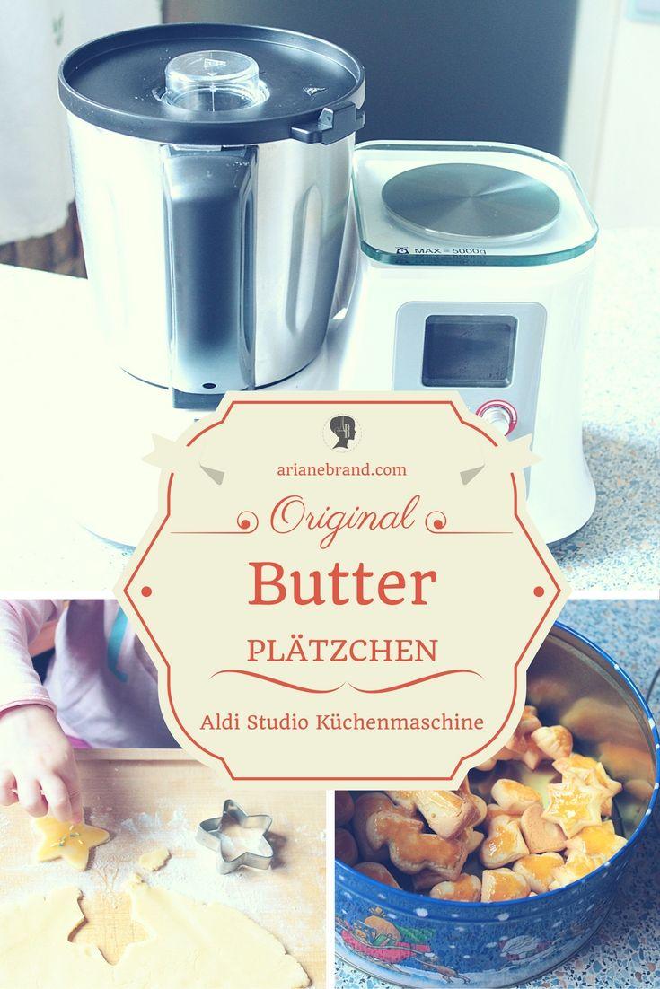 FOOD: Butterplätzchen zum Backen mit Kindern | Studio küchenmaschine ...
