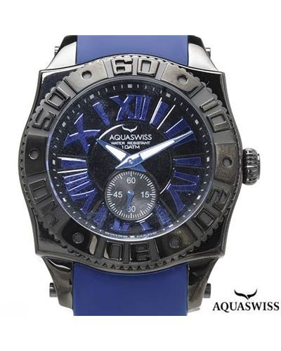 Brand New AQUASWISS Made in Switzerland Stainless Steel Watch  Men #Jewelry