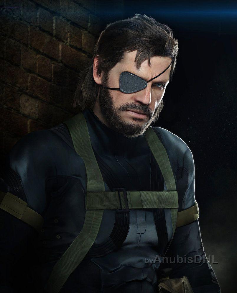 Snake By Anubisdhl Metal Gear Solid Snake Metal Gear