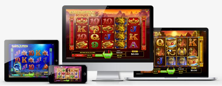 Casino Adrenaline added GameArt slot games