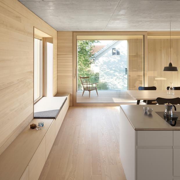 Haus am Bäumle in Lochau, innen - Bild 18 #hausinterieurs