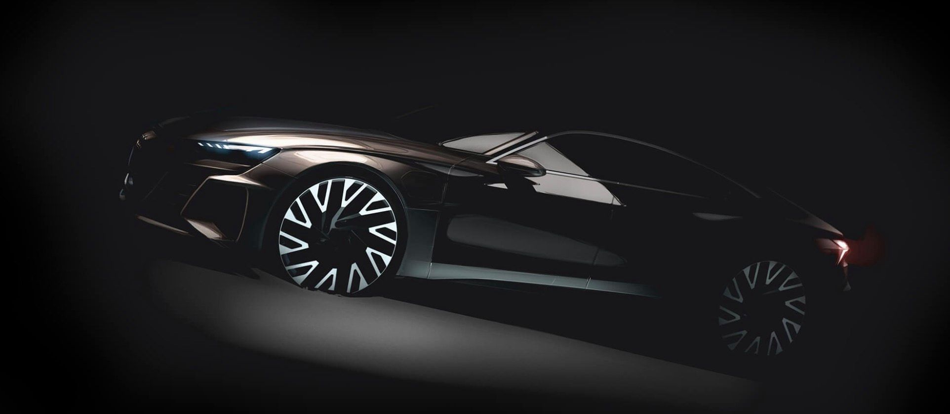 Audi's 2020 electric Sport etron GT is going to be based