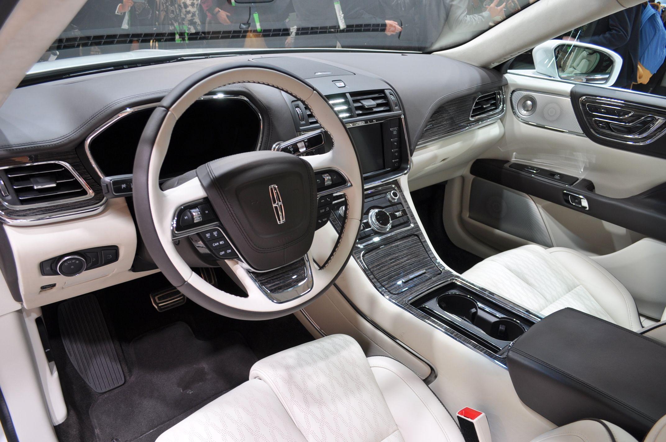 2016 Nai Auto Show 2017 Lincoln Continental