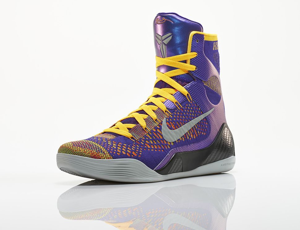 outlet store 226dc 0d038 ... low cost nike kobe 9 elite team showtime 7ad8c 370bc