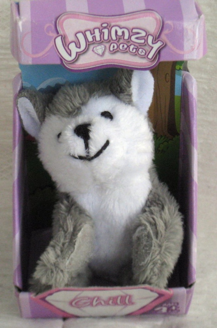 Series Three Best Friends Whimzy Pets Grey Wolf Chill Three