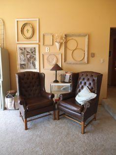 Informal Balance Asymmetrical Bad Example Room Interior