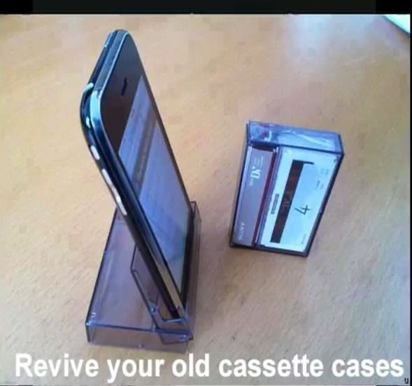 Make Your Own Cell Phone Holder DIY