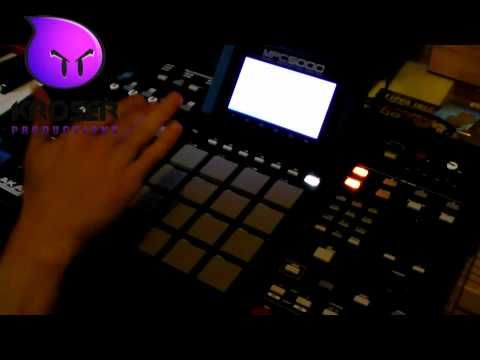 Hip Hop Beat making - Cubase - MPC 5000 | U S I  VideosMix
