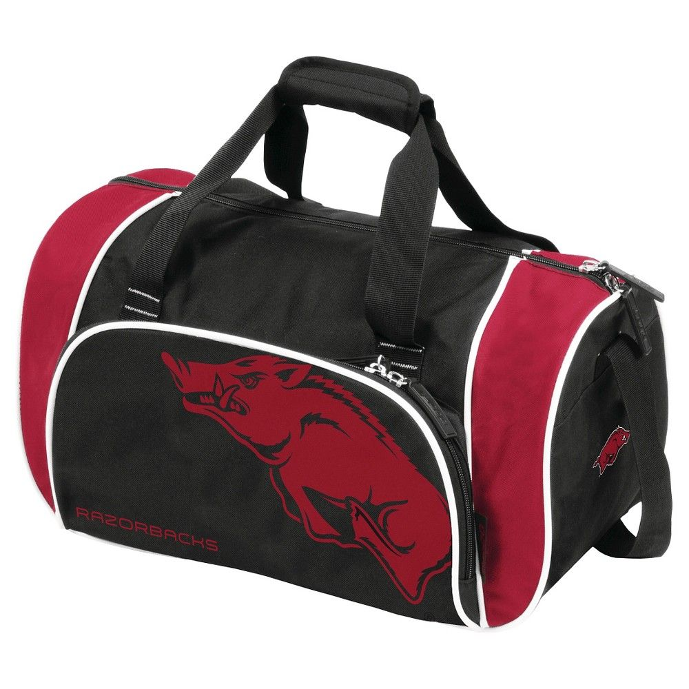 eb44d69709 Logo Brands 9.5 NCAA Locker Duffel Bag - Arkansas