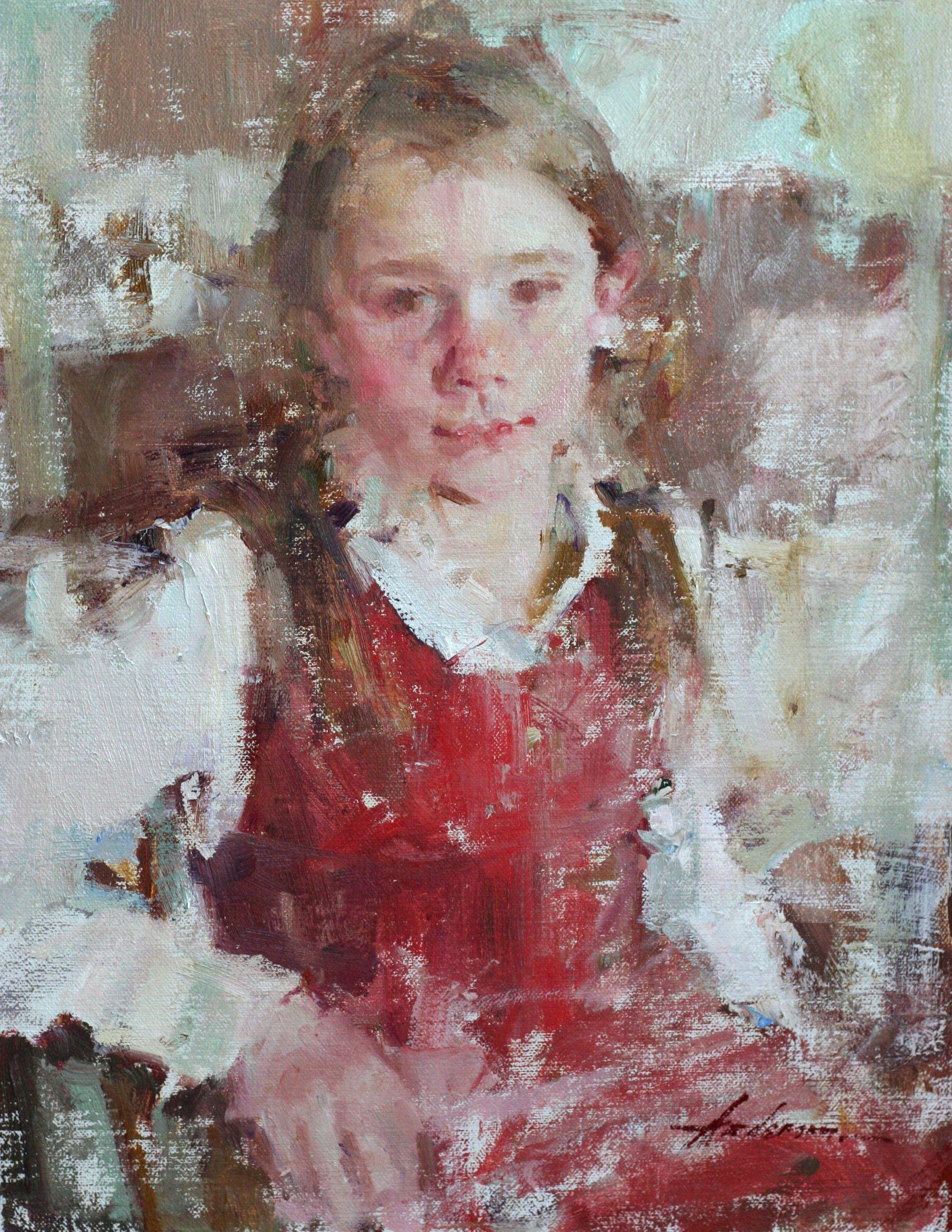 Carolyn Anderson Figurative In 2019 Impressionist Art