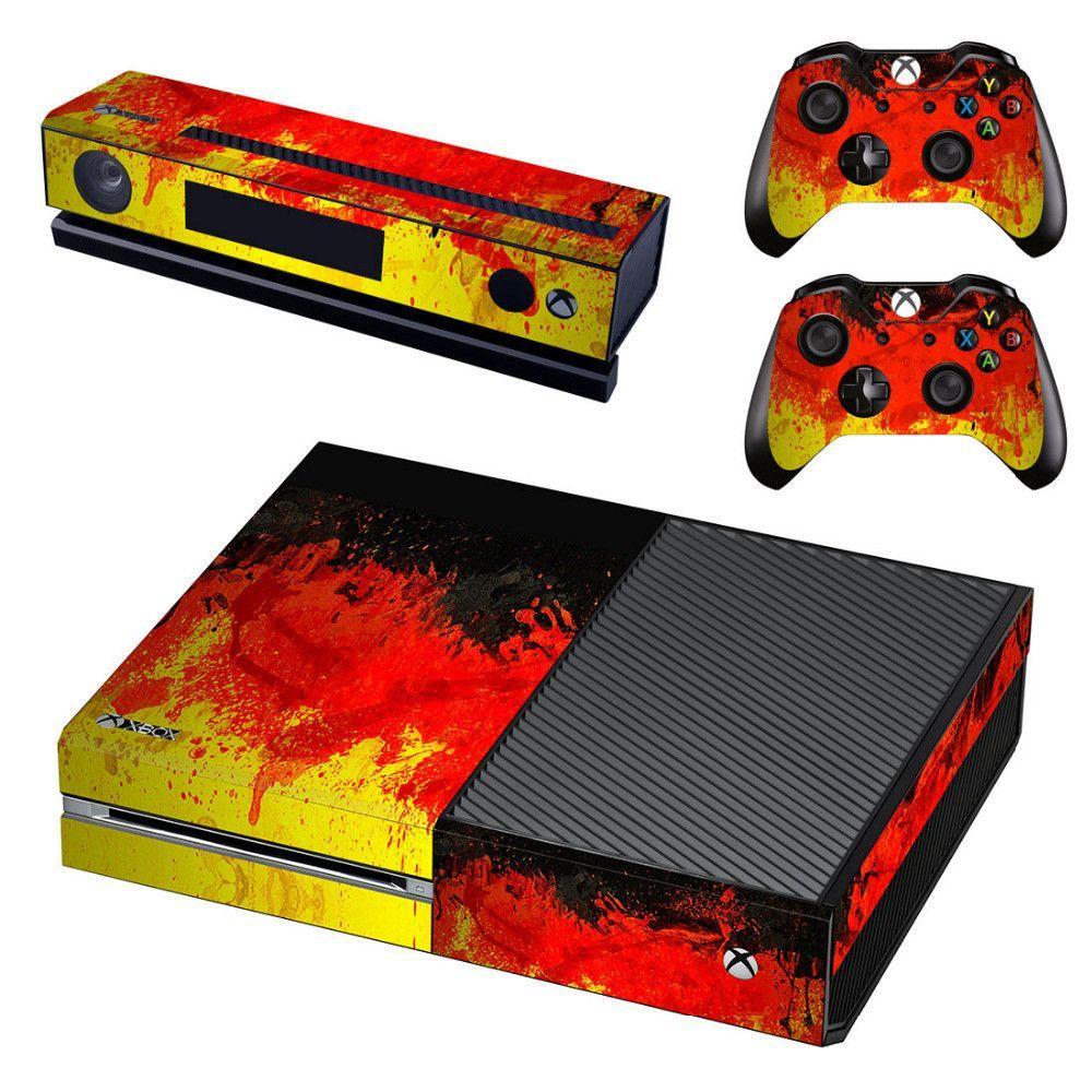 Skin Xbox One Protector Xbox one skin, Xbox one