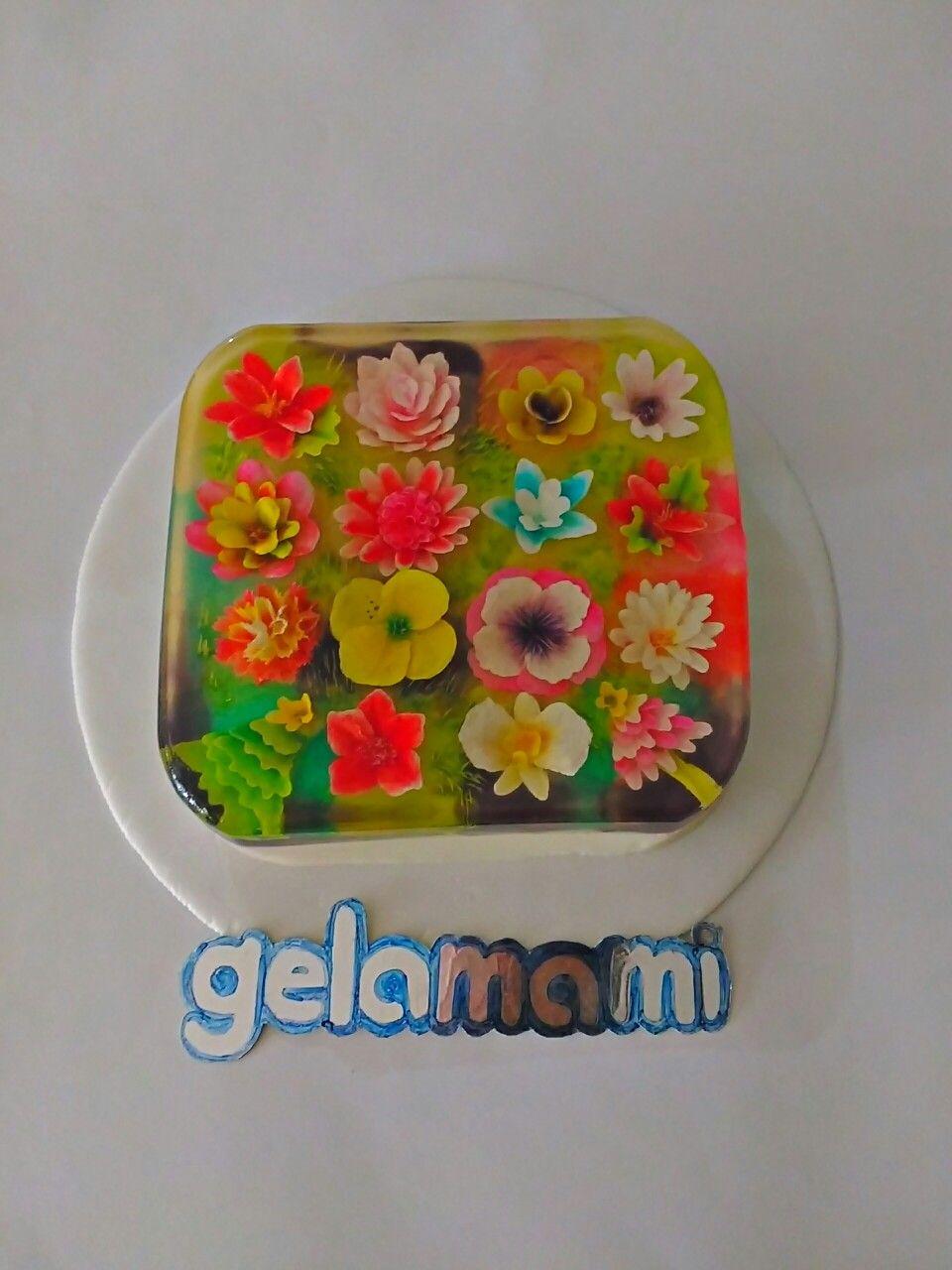 Gelatina para mami @gelamami