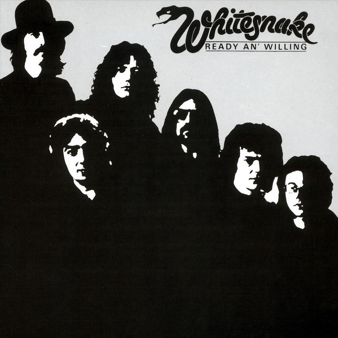 Ready An Willing Whitesnake Songs Reviews Credits Allmusic In 2020 Rock Album Covers Classic Album Covers Album Covers