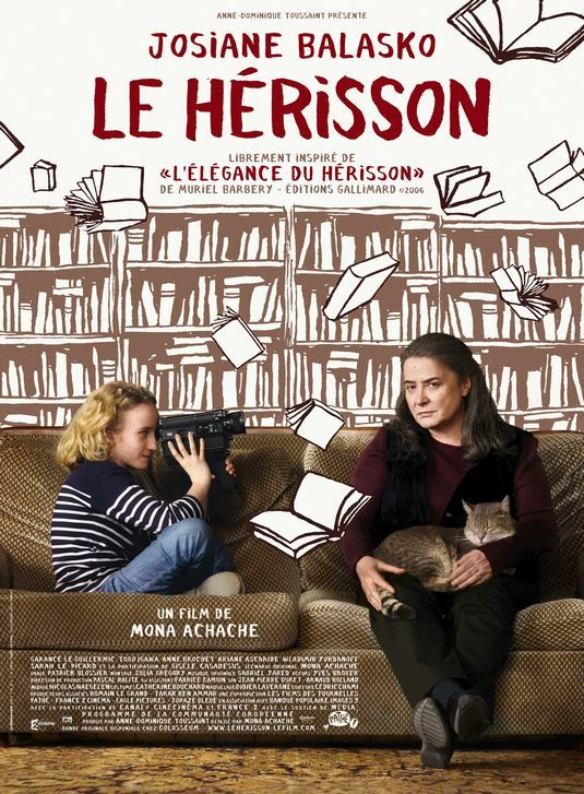 Le hérisson (2009) - Mona Achache - Josiane Balasko