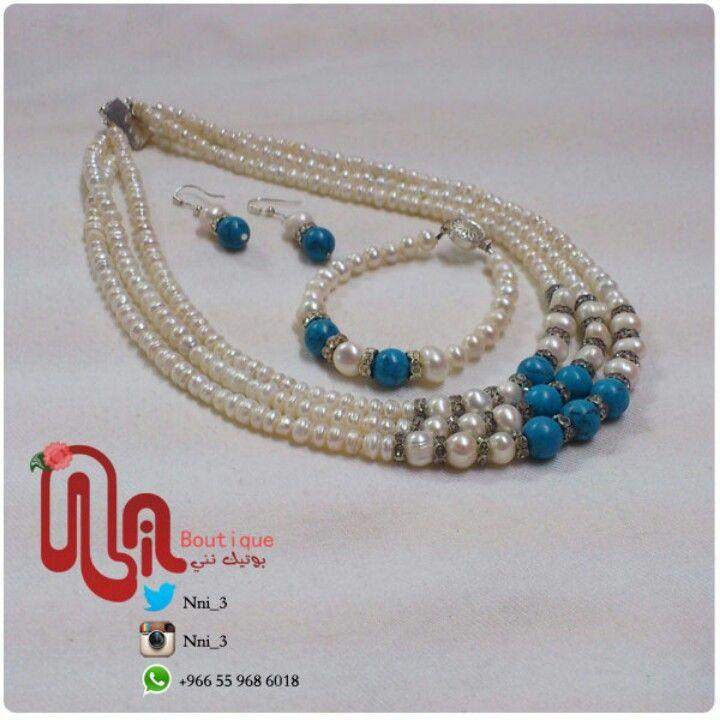 طقم لولو زراعي لايتشقر ولايسبب حساسية 75 ريال Infinity Bracelet Jewelry Bracelets