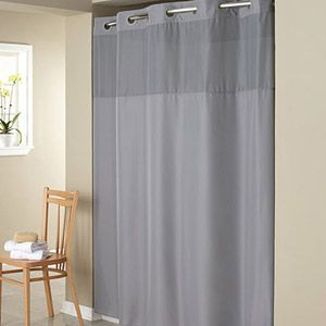 Home With Images Fabric Shower Curtains Hookless Shower