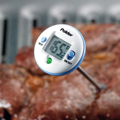 Polder Safe Serve Instant Read Thermometer THM 160