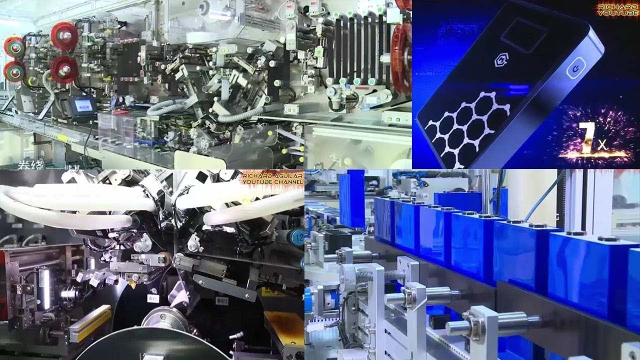 The Battery Revolution in China! Watch China's Technology