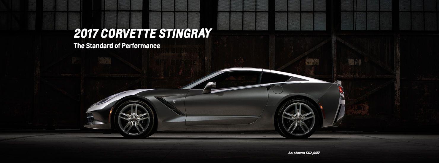 2017 corvette stingray sports car