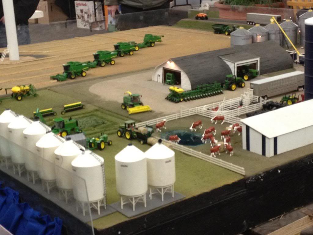 1 64 Custom Farm Toys Winkler Toy Show Toy