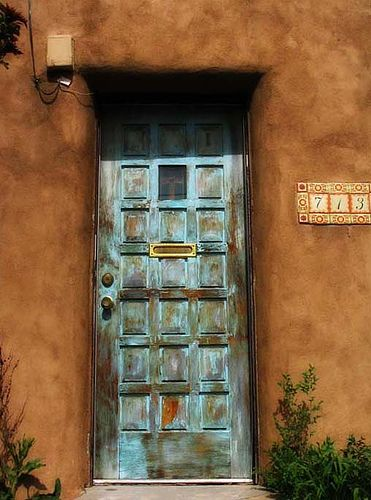 I love this...the colors, the texture...