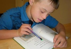 website with helps to teach children with DS to read