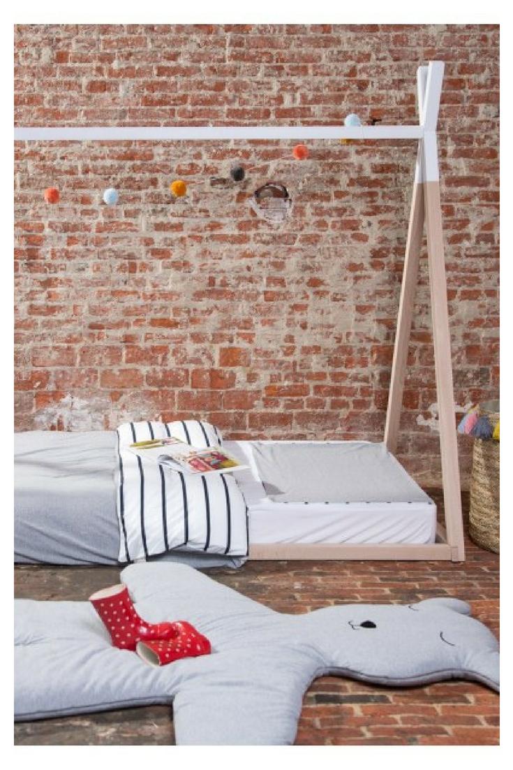 Kinderbett Tipi Ando 70x140 Jetzt Online Kaufen In 2019