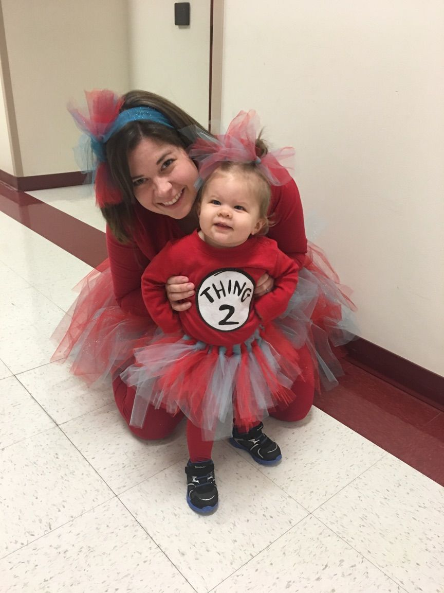 Cat in the Hat costume. Mommy and me Halloween costume ...