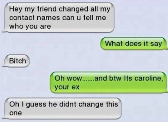 16 of the Funniest Text Messages You Will See